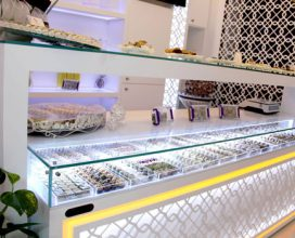 New shop of fine pastry in Sfax